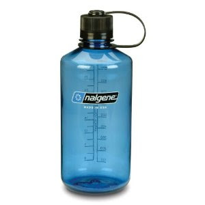 Nalgene Tritan 1 Quart Narrow Mouth Bpa Free Water Bottle