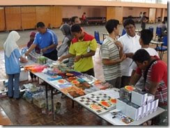 11th Chess Equipment Bazaar @ Sec.7 Shah Alam (8 Ogos 2010)