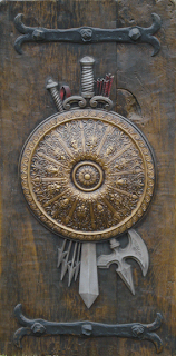 Shield and Axe