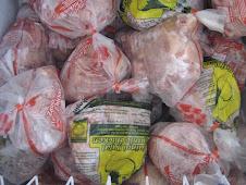 Ayam Organik - bersih, disembelih mematuhi syarak