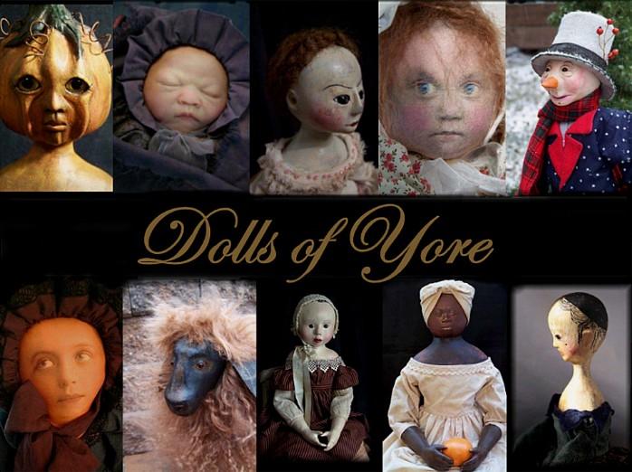 Dolls of Yore