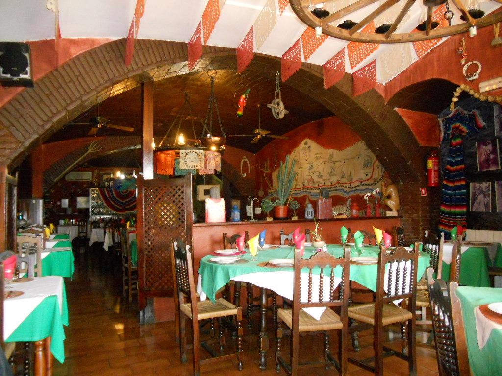 Salimos un rato te apuntas blog de ocio de javier y for Alejandra s mexican cuisine
