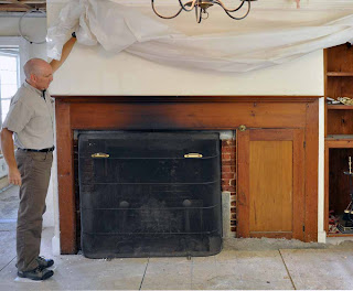 Dorset Custom Furniture A Woodworkers Photo Journal Cleaning Smoke Damaged Furniture