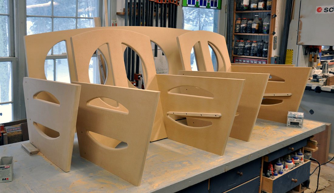 how to finish mdf furniture