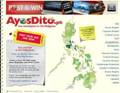Digital Manila: AyosDito.ph, Philippines' Newest Online Marketplace