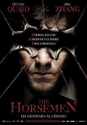 Baixar Filme The Horsemen - Legendado
