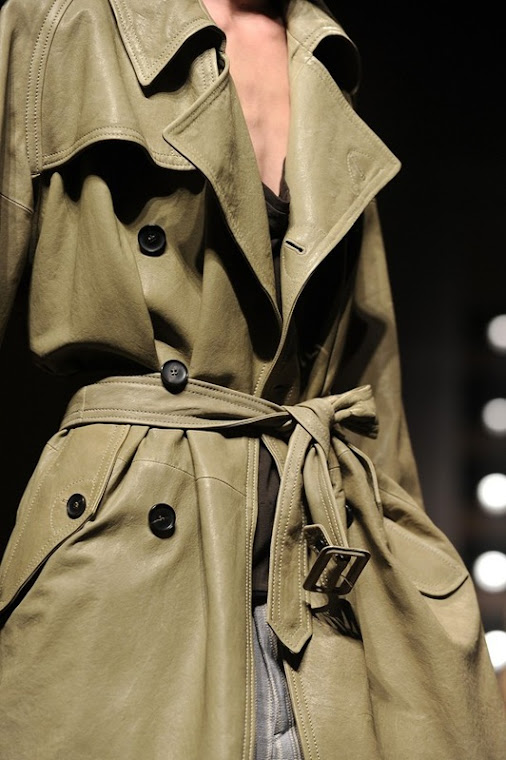 Example Trench Coat