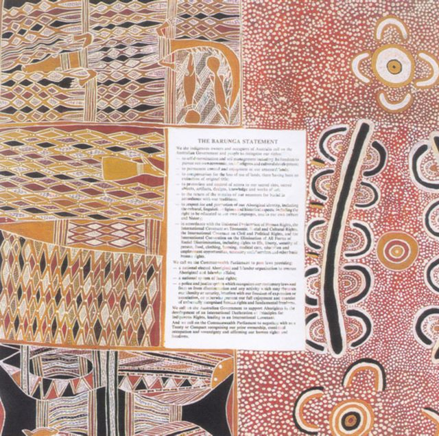 The Barunga Statement