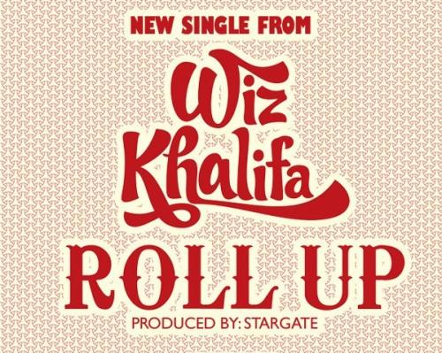 wiz khalifa roll up album artwork. Wiz Khalifa - Roll Up (Prod.