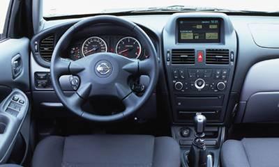 Almera N16 Tuning >> Interior+Nissan+Almera (image)