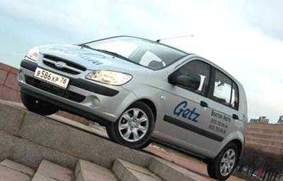 The New Hyundai Getz II | Luxury Sports Car Photos