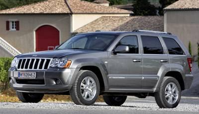 2007 Jeep Grand Cherokee Laredo 3.0 V6 CRD