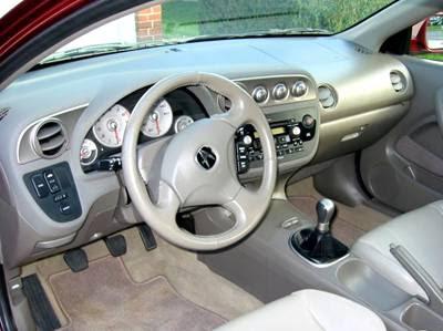 2004 Acura  on Acura Rsx Fantastic Cars