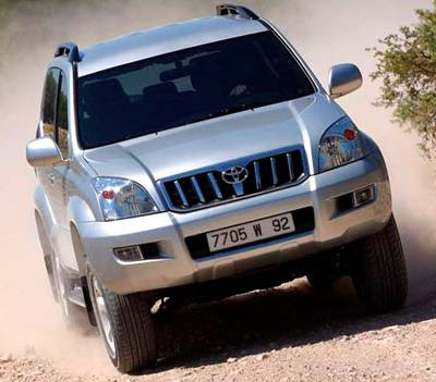 2005 Toyota LAND Cruiser Prado Pictures From Car Picture Gallery .