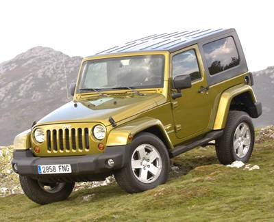 Auto Review: Jeep Wrangler 2D
