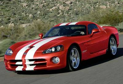 2005 Dodge Viper SRT10 Coupe