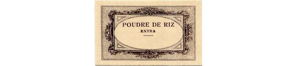 POUDRE DE RIZ