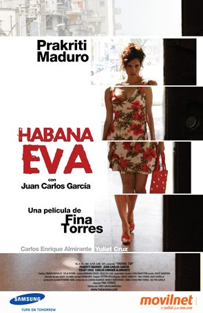 """Habana Eva """"En Cartelera"""""""