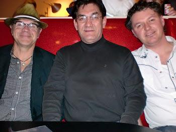 Brent, Norm and Drummer Ken McMahon