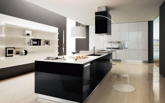 dekorasyonlu mutfak modeli