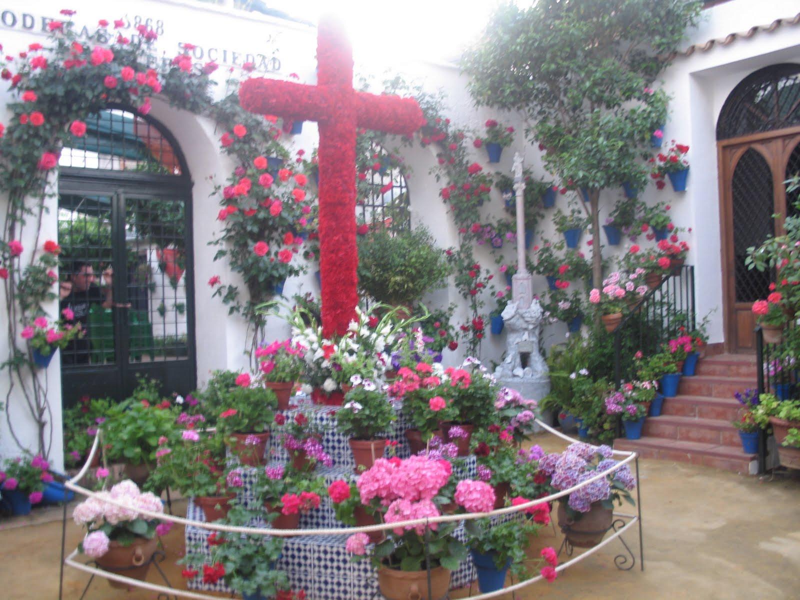 BIENVENIDO, MAYO.  MES DE LAS FLORES. Mayo+2010+065