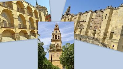 Mezquita Catedral de Cordoba Collages3