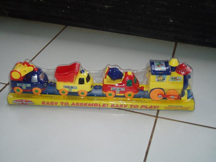 permainan anak yang bisa bergerak ini cocok untuk anak 1 - 5 tahun