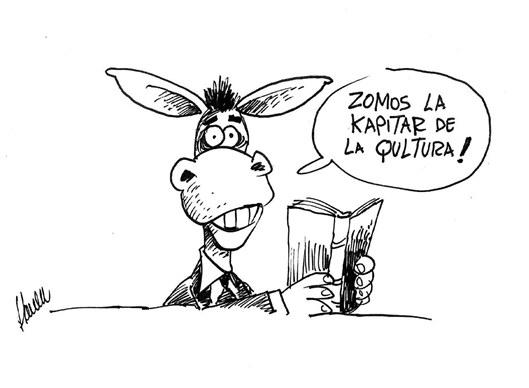 Caricaturas de burros - Imagui
