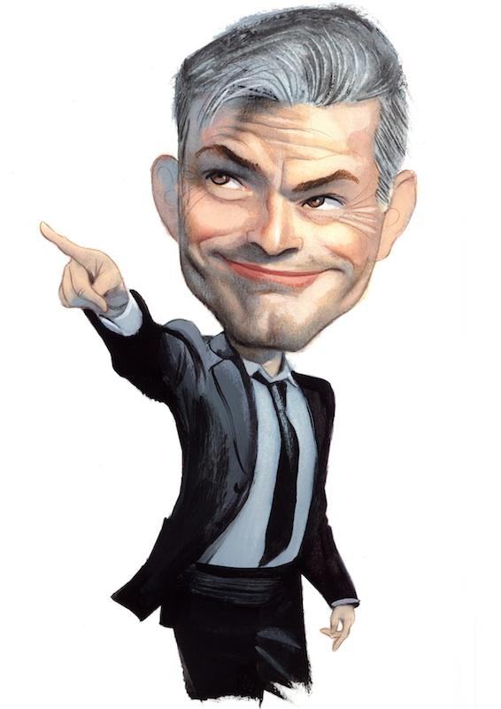 José Mourinho el post que se merece