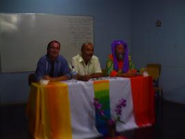 SEMINARIO NA UNIPOP - DIVERSIDADE RELIGIOSA AMAZONICA