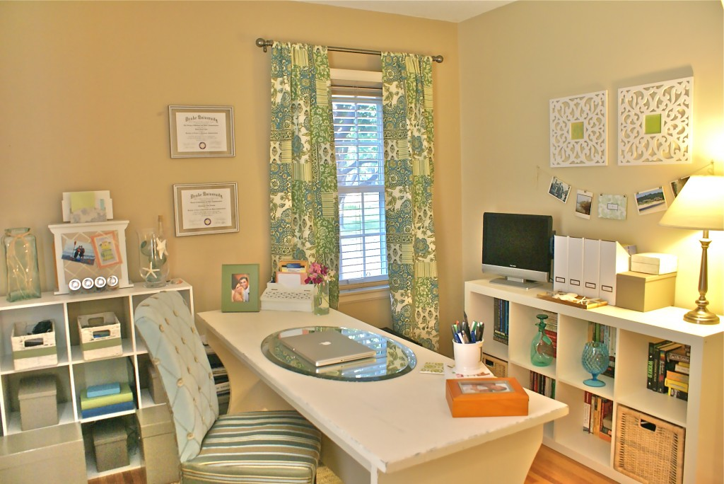 Whimsical World Of Laura Bird Bright Home Offices
