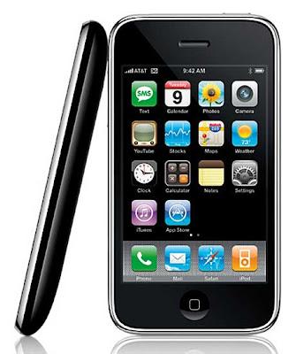 เครื่องโทรศัพท์มือถือ เครื่องแรกจาก Apple คือ iPhone
