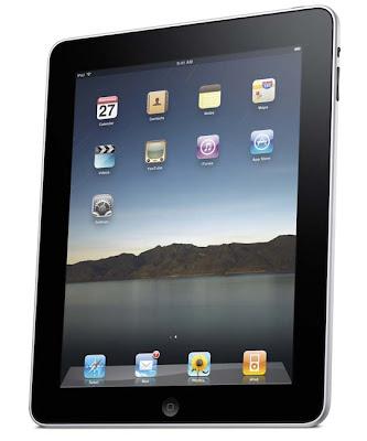 เครื่อง iPad