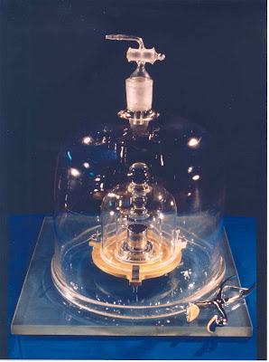 น้ำหนักมาตรฐาน 1 กิโลกรัม ( One Kilogram )