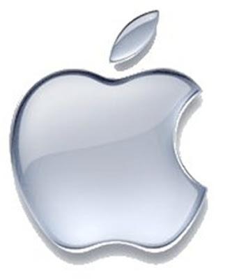 โลโก้ แอปเปิ้ล Aqua