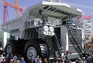 biggest truck