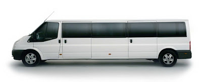 รถตู้ ยาวที่สุดในโลก