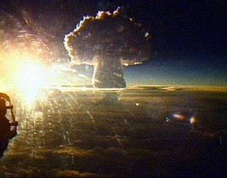 กลุ่มควันจากระเบิดนิวเคลียร์ ใหญ่ที่สุดในโลก