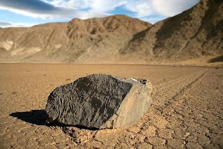 ประหลาด หินเดินได้