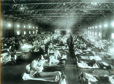 ไข้หวัดใหญ่ ระบาด ครั้งร้ายแรงที่สุดในโลก