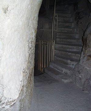 บันได ใน มหาพีระมิด แห่ง กิซ่า