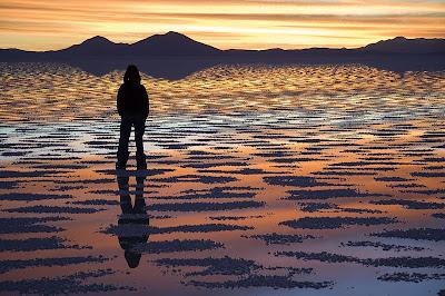 ทะเลทรายกระจก สวยที่สุดในโลก