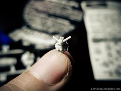 โมเดล เล็กที่สุดในโลก