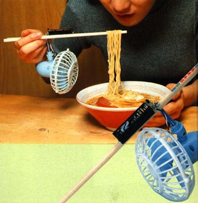 สิ่สิ่งประดิษฐ์แปลก จากญี่ปุ่น ชินโดกุ ( Chindogu)