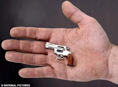 เล็กที่สุดในโลก ปืน SwissMiniGun