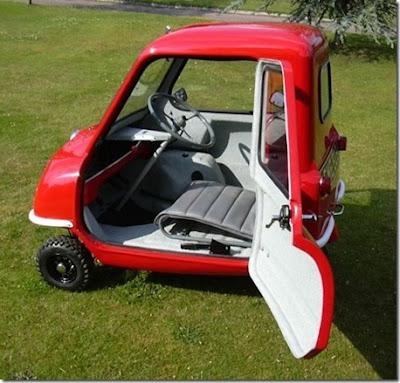 รถเล็กที่สุด