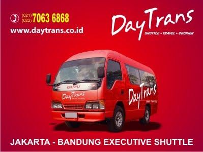 Day Trans Adalah Travel Bus Jakarta - Bandung