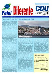 Boletim informativo da CDU Faial  (Fevereiro 2009)