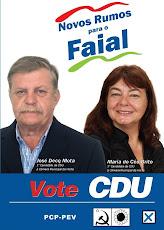 Candidatos à Câmara Municipal
