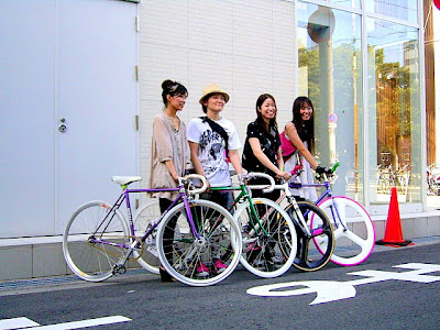HK fixed Gear 8